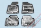 TM Rezaw-Plast Коврики в салон Hyundai i30 2012-> полимерные (резиновые), хетчбэк, черный, 4 шт.
