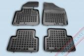 TM Rezaw-Plast Коврики в салон Hyundai Santa Fe 2012-> полимерные (резиновые), черный, 4 шт.