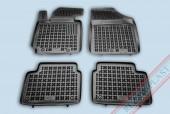TM Rezaw-Plast Коврики в салон Hyundai Veloster 2011-> полимерные (резиновые), черный, 4 шт.