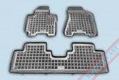 TM Rezaw-Plast Коврики в салон Kia Sportage 2004-2010 полимерные черные 3шт