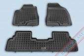 TM Rezaw-Plast Коврики в салон Lexus RX450 2009-> полимерные черные 3шт