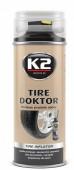 К2 Tire Doktor Средство для аварийной вулканизации