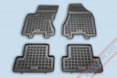 TM Rezaw-Plast Коврики в салон Nissan X-Trail 2007-2014 полимерные черные 4шт