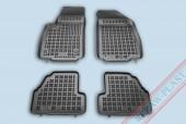 TM Rezaw-Plast Коврики в салон Opel Mokka 2012-> полимерные (резиновые), черный, 4 шт.