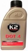 К2 DOT 4 Тормозная жидкость