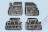 TM Rezaw-Plast Коврики в салон Opel Zafira Tourer C 2012-> полимерные (резиновые), черный, 4 шт.