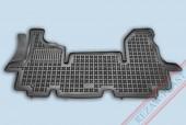 TM Rezaw-Plast Коврики в салон Renault Master 2003-2010-> полимерные, черный, 1шт.