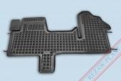 TM Rezaw-Plast Коврики в салон Renault Master 2010-> полимерные, черный, 1шт.