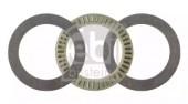 Febi 12736 Подшипник игольчатый Fiat Uno / Fiat Panda / Lancia Y10