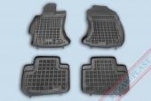 TM Rezaw-Plast Коврики в салон Subaru Forester 2013-> полимерные черные 4шт