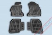 TM Rezaw-Plast Коврики в салон Subaru XV 2012-> полимерные черные 4шт