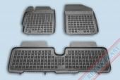 TM Rezaw-Plast Коврики в салон Toyota Yaris 2011-> полимерные, задний цельный, черный, 3шт.
