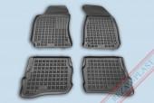 TM Rezaw-Plast Коврики в салон VW Passat B5 1996-2005-> полимерные, черный, 4шт