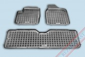 TM Rezaw-Plast Коврики в салон VW Sharan 1995-2010-> полимерные, 5-ти местный, задний цельный, черный, 3шт