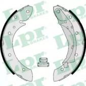 Lpr 07165 Тормозные колодки барабанные
