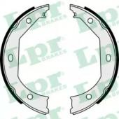 LPR 08090 Тормозные колодки барабанные