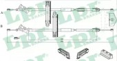 Lpr C0225B Тросик стояночного тормоза