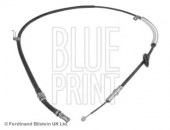 Blue print ADH246158 Трос ручного тормоза