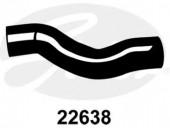Gates 22638 Патрубок Gates 4275-22638