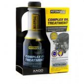 Atomex Complex Oil Treatment Стабилизатор вязкости моторного масла с ревитализантом