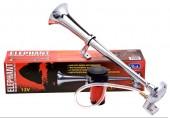 Vitol CA-13036 Сигнал воздушный Еlephant 1а-дудка металл 12V 360мм