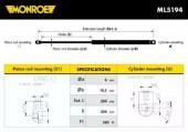 Monroe ML5194 Амортизатор багажника