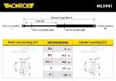 Monroe ML5941 Амортизатор багажника