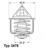 Wahler 3478.82D Термостат