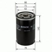 Bosch 0 451 103 092 фильтр масляный