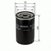 Bosch 0 451 103 111 фильтр масляный