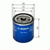 Bosch 0 451 103 141 фильтр масляный
