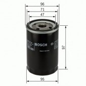 Bosch 0 451 103 170 фильтр масляный