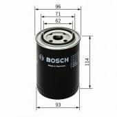 Bosch 0 451 103 217 фильтр масляный