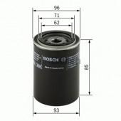 Bosch 0 451 103 224 фильтр масляный