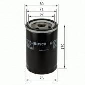 Bosch 0 451 103 249 фильтр масляный