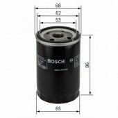 Bosch 0 451 103 276 фильтр масляный