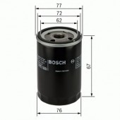 Bosch 0 451 103 300 фильтр масляный