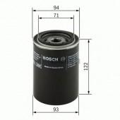Bosch 0 451 103 357 фильтр масляный