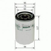 Bosch 0 451 103 366 фильтр масляный