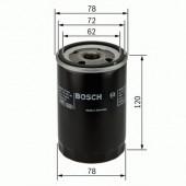 Bosch 0 451 103 369 фильтр масляный