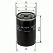 Bosch 0 451 103 371 фильтр масляный