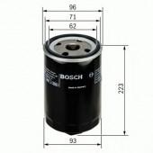 Bosch 0 451 104 015 фильтр масляный
