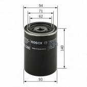 Bosch 0 451 104 065 фильтр масляный