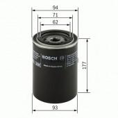 Bosch 0 451 105 188 фильтр масляный