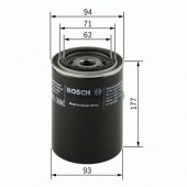 Bosch 0 451 203 002 фильтр масляный
