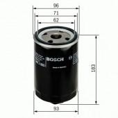 Bosch 0 451 203 087 фильтр масляный