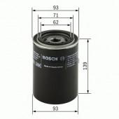 Bosch 0 451 203 194 фильтр масляный