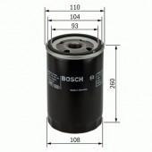 Bosch 0 451 300 003 фильтр масляный