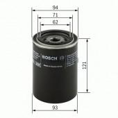 Bosch 0 986 452 005 фильтр масляный