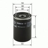 Bosch 0 986 452 064 фильтр масляный